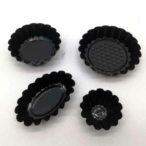Formine per biscotti e crostatine 4 pezzi