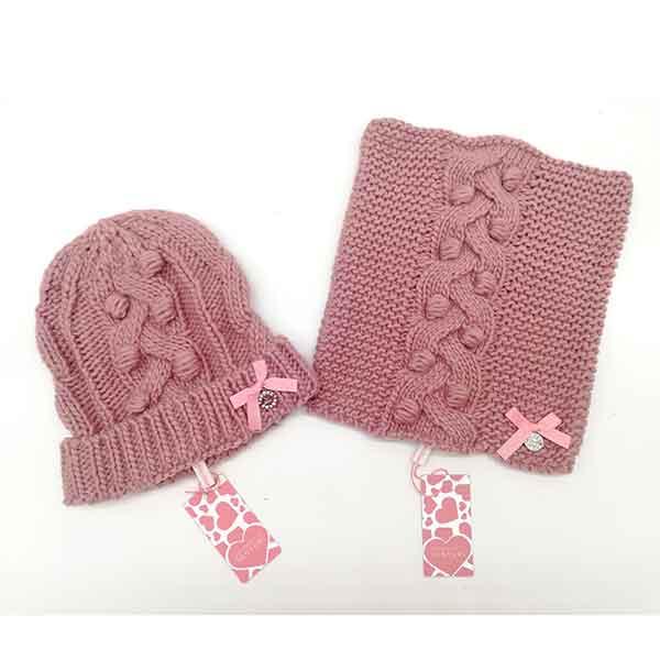 cappello-e-scaldacollo-gianmarco-venturi-pink-2