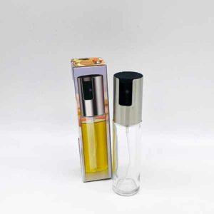 erogatore spray per olio