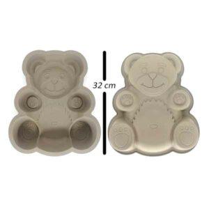 forma in silicone orsetto per dolci 32 cm