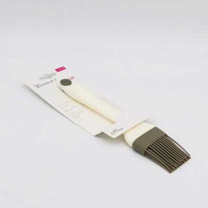 pennello in silicone per pasticceria