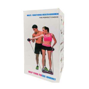 elastici pedana rotante multi functional healt abdomen