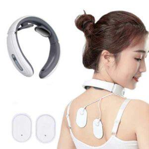 Massaggiatore cervicale a batteria