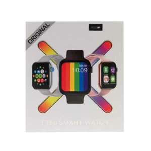 smart watch ft80 orologio digitale