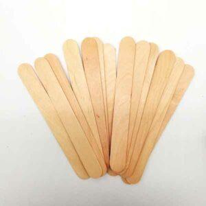 Spatole in legno per ceretta facciale 100 pezzi