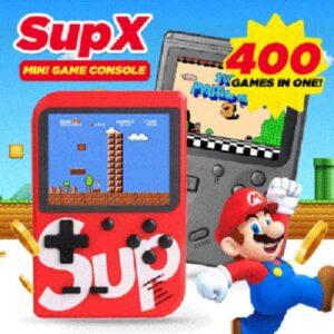Videogame portatile 400 in 1