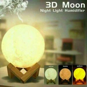 Diffusore ambiente luna moon light