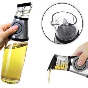 erogatore olio e aceto a pressione