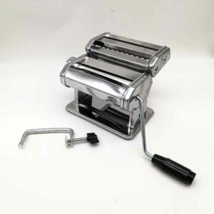 macchina per pasta smontabile 2 pezzi in acciaio
