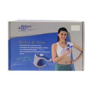 Massaggiatore corpo blu anticellulite