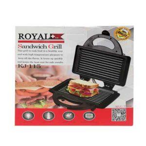 Piastra grill per sandwich
