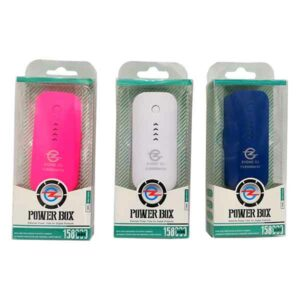 power bank portatile con torcia