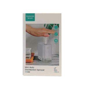 Vaporizzatore alcol disinfettante automatico