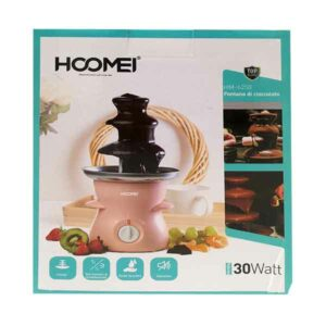 Macchina per fontana di cioccolata