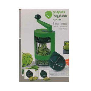 Taglia verdure manuale con manovella