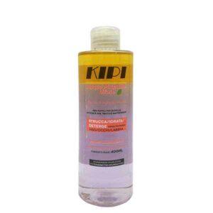 Acqua micellare bifase con olio di argan ed aloe vera kipi