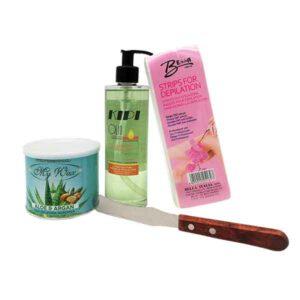 kit depilazione essential