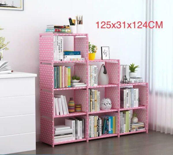 libreria-a-blocchi-rosa