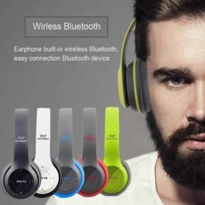 cuffia fashion P47 wireless
