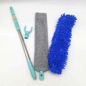 Mop flessibile blu