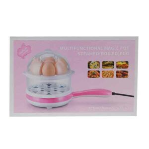piastra cuoci uova magic pot