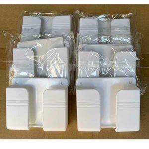 Porta cellulare da parete con adesivo