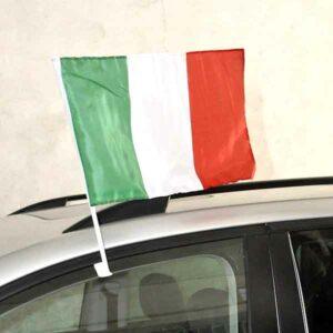Bandierina Italia da automobile