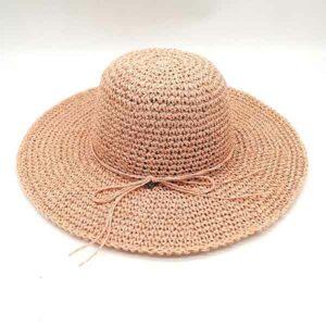 Cappello donna in paglia Renato Balestra