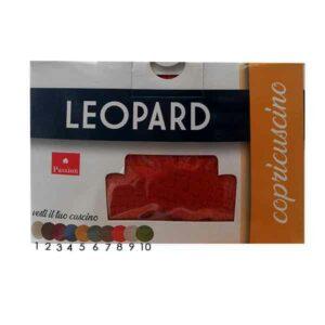 Copri cuscino Leopard per divano passion (pre ordinabile)