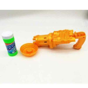 pistola spara bolle di sapone automatica