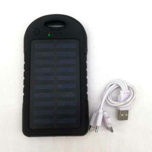 power bank a raggi solari