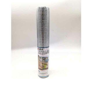 Rotolo adesivo di alluminio per mobili
