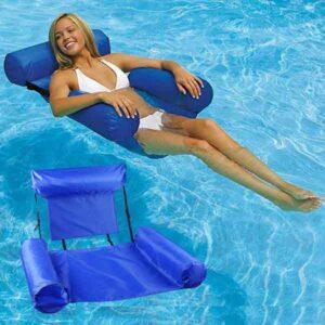Sdraio gonfiabile per piscina e mare