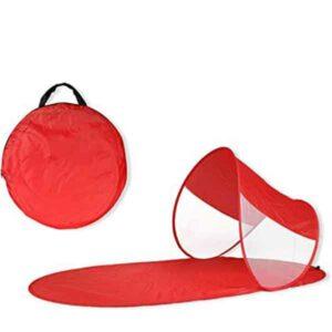 Stuoia con parasole da spiaggia impermeabile