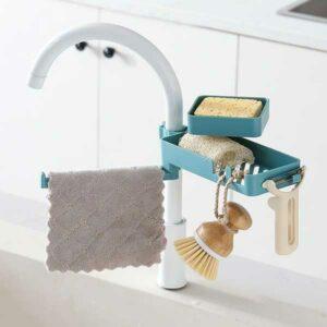 Porta spugne lavandino piccola
