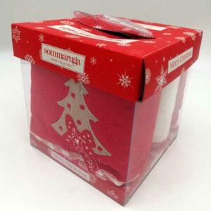 Box 3 strofinacci natale sommaruga