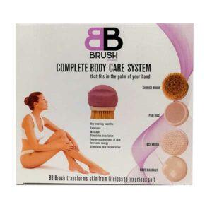 Complete body care system con 4 testine