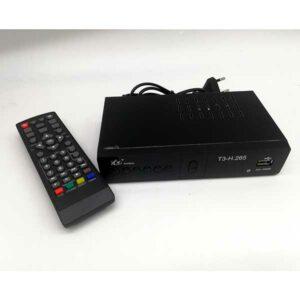 Decoder digitale terrestre DVB-T3 alta definizione