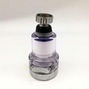 Filtro rubinetto rompigetto regolabile