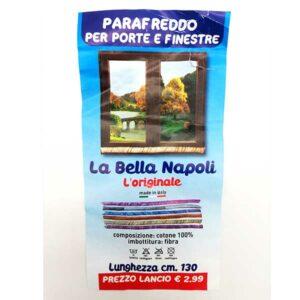 Parafreddo per porte e finestre Made in Italy