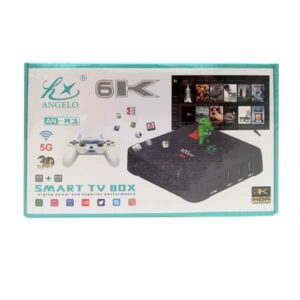 Smart TV box 6K