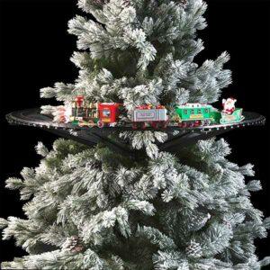 Trenino decorativo natalizio