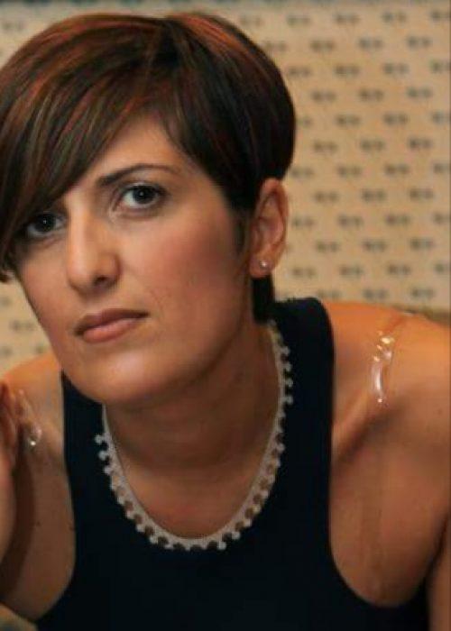 Roberta D' Agostino mu make up